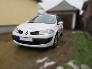 Bérelhető Renault Megane 1,6 Benzin automata váltós