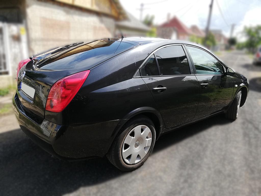 Bérelhető dízel Nissan Primera