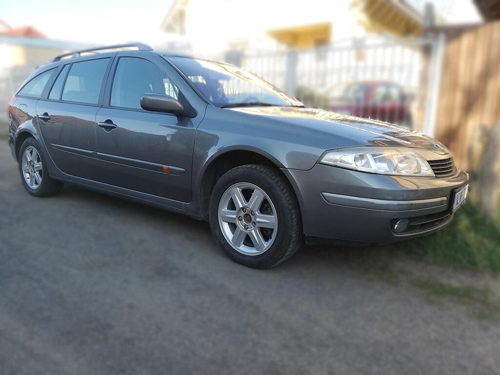 Bérelhető személyautó Renault Laguna Kombi dízel