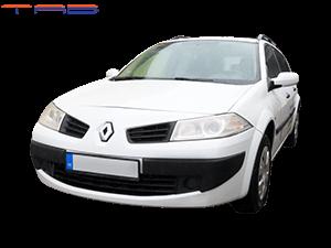 Autóbérlés Renault Megane